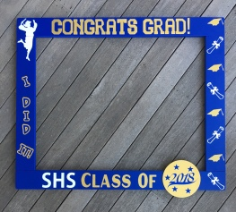 Congrats Grad, you did it!