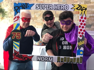 Who's your Super Hero?