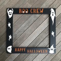 Ghost Halloween Photo Prop