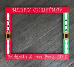 Holiday Frame Prop